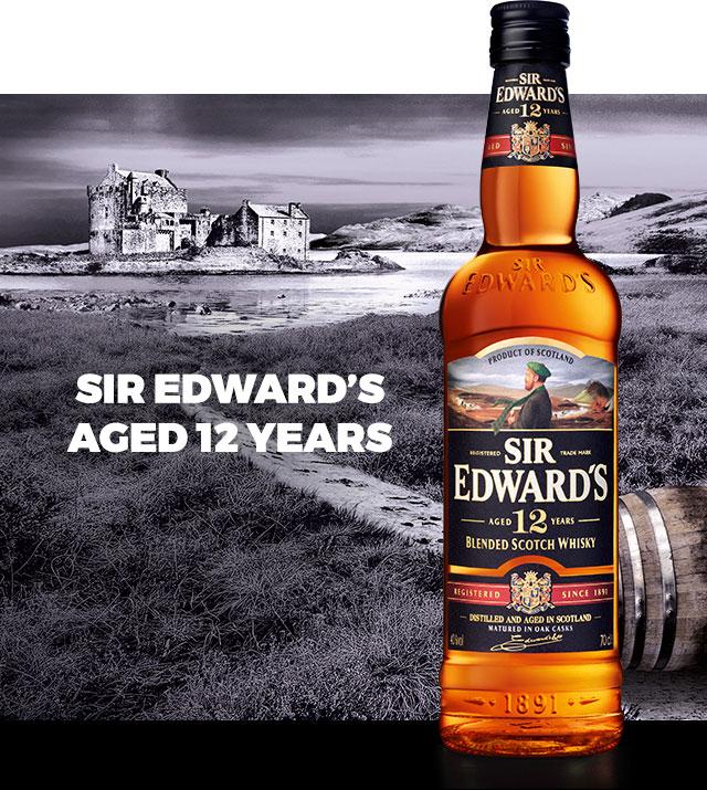 SIR EDWARD'S 12 YEARS